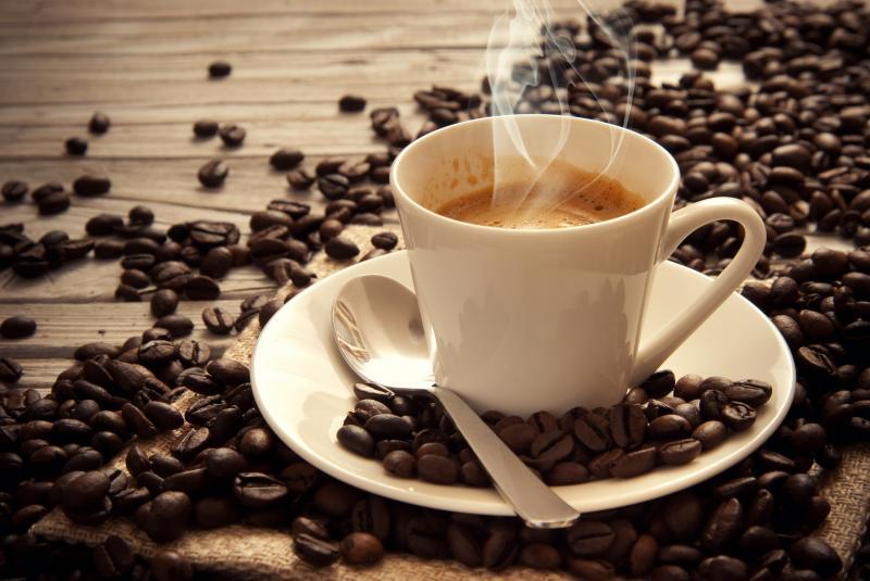 Un buon caff&